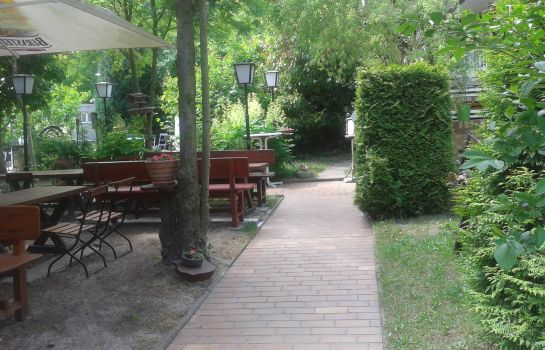 Garten Forsthaus Sellin Pension Garni