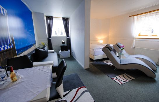 Junior Suite Hotel Garni Forsthaus Sellin