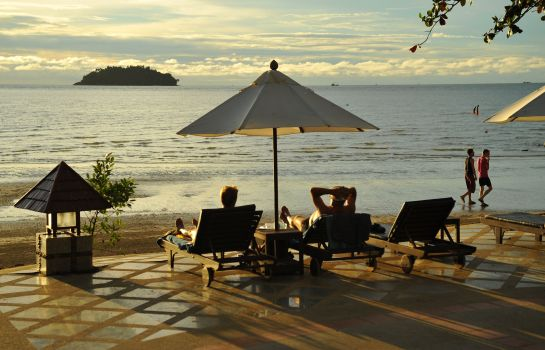 Buitenaanzicht Sea View Resort and Spa