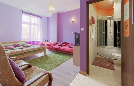 Double room (standard) Princess Apartments