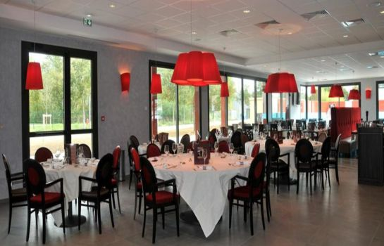 Restaurant KYRIAD PRESTIGE LYON EST - Saint Priest Eurexpo Hotel and SPA
