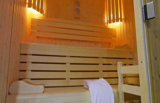 Sauna KYRIAD PRESTIGE LYON EST - Saint Priest Eurexpo Hotel and SPA
