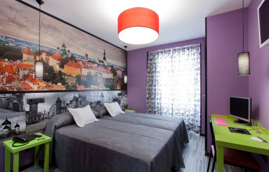 Doppelzimmer Komfort Jc Rooms Santo Domingo