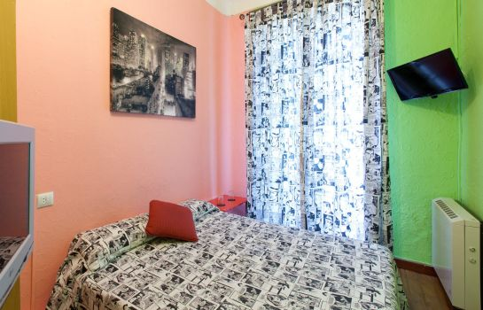 Double room (standard) Hostal 12 Rooms