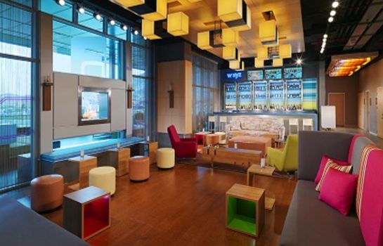 Hotelbar Aloft Bursa Hotel