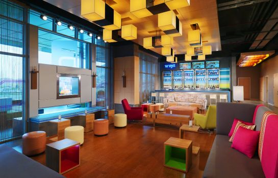 Restaurant Aloft Bursa Hotel