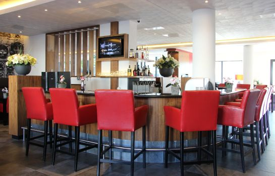 Hotelbar Bastion Hotel Amsterdam Airport