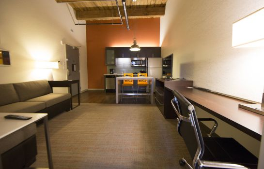 Suite Residence Inn Boston Downtown/Seaport