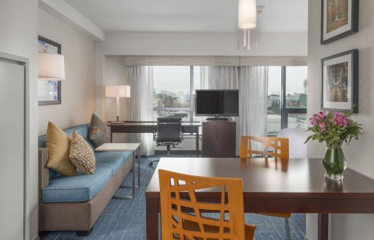Suite Residence Inn Boston Back Bay/Fenway