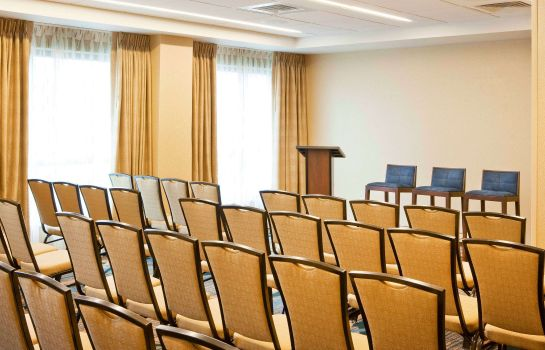 Conference room Residence Inn Boston Back Bay/Fenway