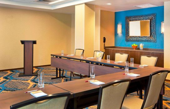 Sala congressi Residence Inn Boston Back Bay/Fenway