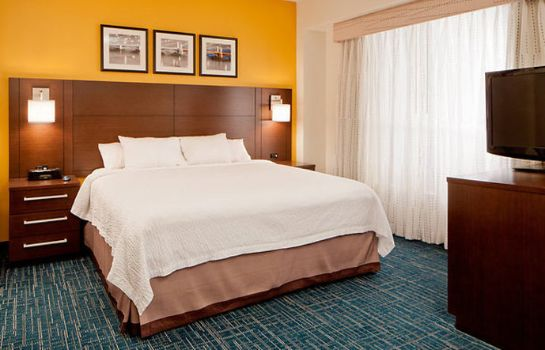 Room Residence Inn Boston Back Bay/Fenway