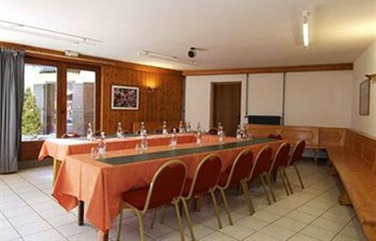 Meeting room Hotel Restaurant L'Alpage