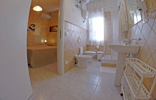 Badezimmer Oceano & Mare Bed & Breakfast