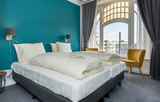 Single room (superior) Villahotel Vlissingen