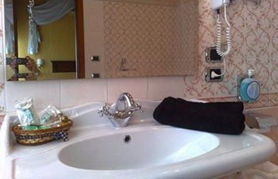 Bagno in camera Hotel Meeting