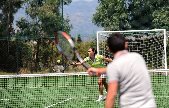 Campo da tennis Sibari Green Village