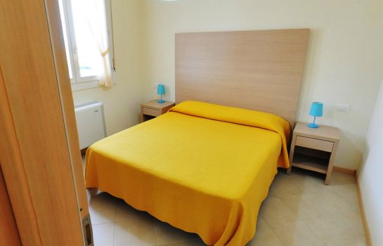 Chambre individuelle (standard) Residence Cleo