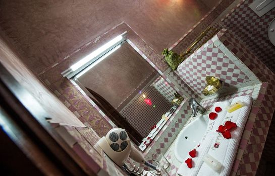 Badezimmer Mabrouk Riad and Spa