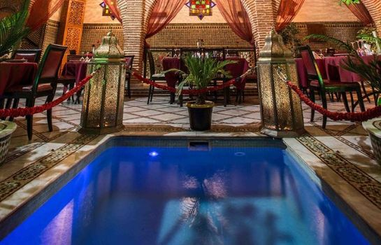 Restaurant Mabrouk Riad and Spa