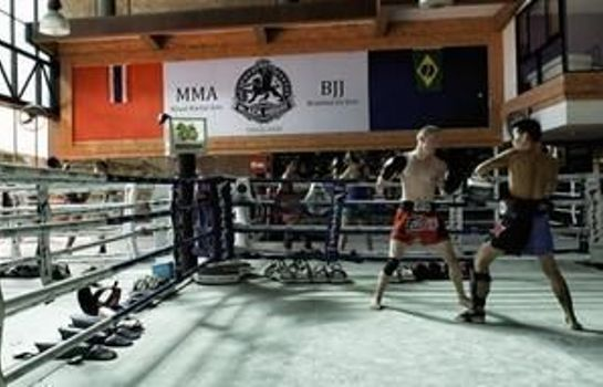 Sporteinrichtungen Fairtex Sports Club and Hotel