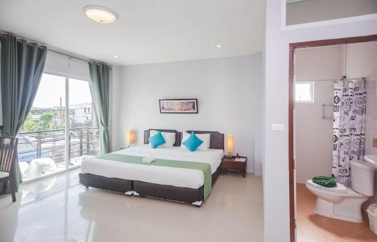 chambre standard Cozy Guesthouse Phuket