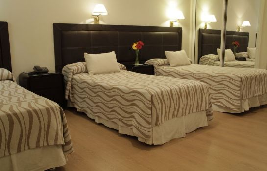 Triple room Crillon Mendoza
