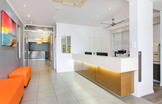 Hotelhalle Comfort Inn Cairns City