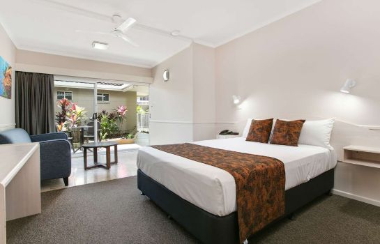 Suite Comfort Inn Cairns City