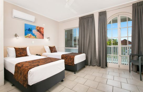 Zimmer Comfort Inn Cairns City