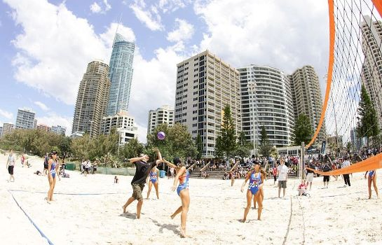 Sports facilities Seacrest Beachfront Holiday Apartments