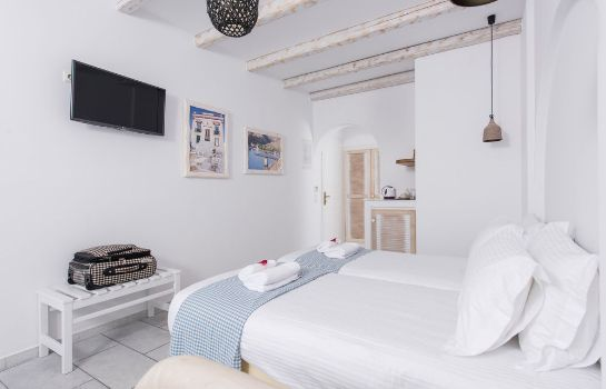 chambre standard Cycladic Islands Hotel