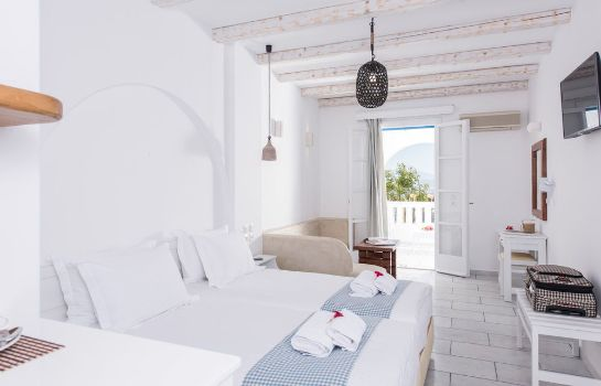 Chambre individuelle (confort) Cycladic Islands Hotel