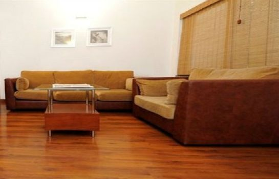 Hotelhalle Perfect Haven Egmore Serviced Apartments
