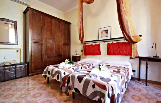Chambre quadruple San Pietro Resort Guest House