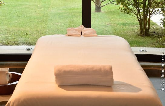 Massageraum Il Boscareto Resort & Spa