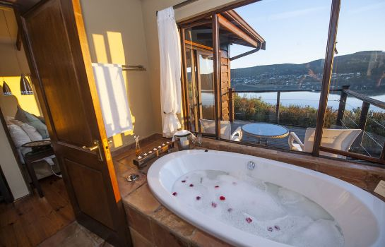 Badezimmer Elephant Hide of Knysna Guest Lodge