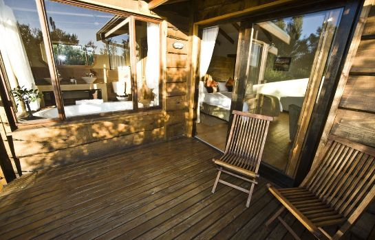 Terrasse Elephant Hide of Knysna Guest Lodge