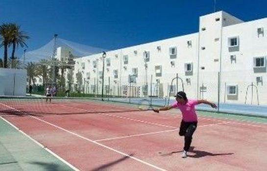 Campo da tennis Primasol El Mehdi - All Inclusive