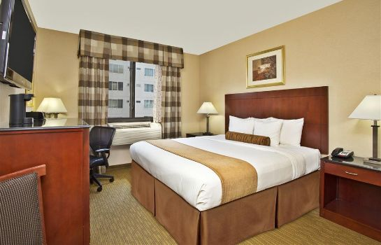 Chambre BEST WESTERN PLUS ARENA HOTEL