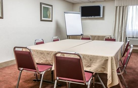 Conference room Comfort Inn Near Greenfield Village