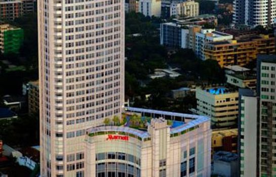 Außenansicht Marriott Executive Apartments Bangkok Sukhumvit Thonglor