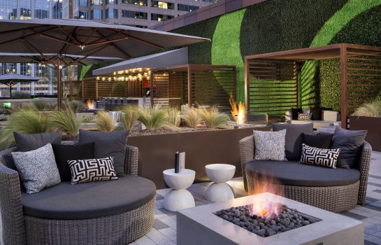 Restaurant JW Marriott Austin