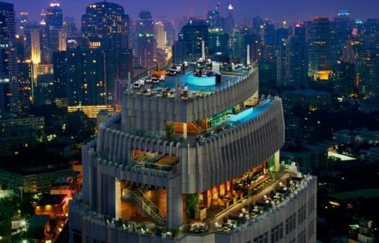 Hotel-Bar Marriott Executive Apartments Bangkok Sukhumvit Thonglor