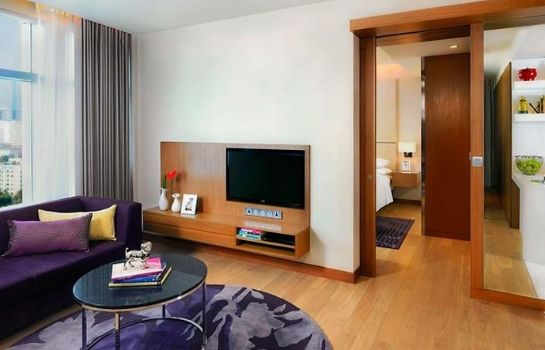Zimmer Marriott Executive Apartments Bangkok Sukhumvit Thonglor