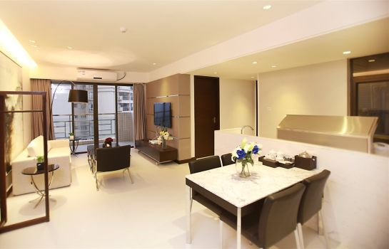 Suite Xcellent International Serviced Apartment(Domestic only)