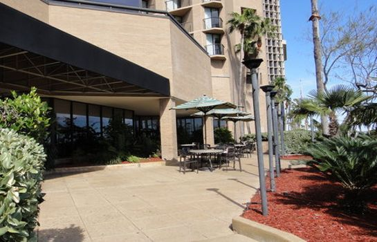 Außenansicht Holiday Inn CORPUS CHRISTI DOWNTOWN MARINA