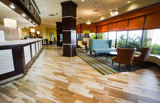 Hotelhalle Holiday Inn CORPUS CHRISTI DOWNTOWN MARINA