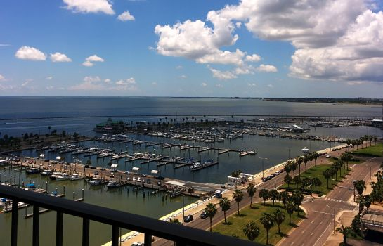 Zimmer Holiday Inn CORPUS CHRISTI DOWNTOWN MARINA