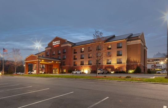 Exterior view Fairfield Inn & Suites Charlotte Matthews
